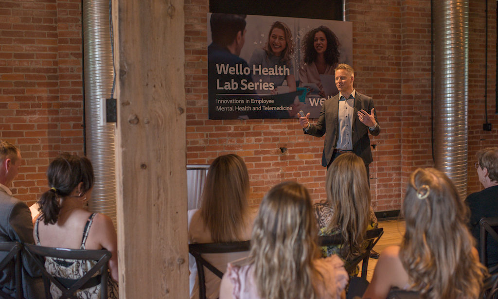 Wello Health Lab